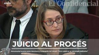Durísima bronca del juez Marchena a la abogada de Cuixart: