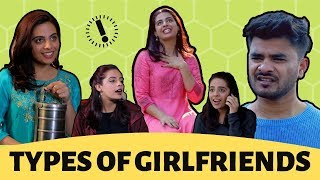 TYPES OF GIRLFRIENDS || Swara ft. Mayank Mishra