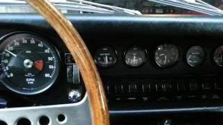 1969 Jaguar XKE FHC - Cold Start & Test Drive
