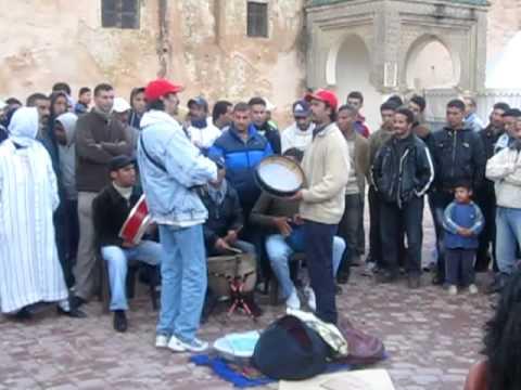Maroc Marrakech music de folklore em meknes dr barduzzi