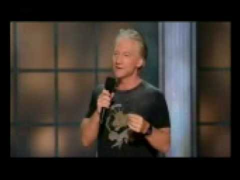 Bill Maher Talk about President Bush Part 1
