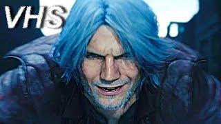 Devil May Cry 5 - Трейлер E3 2018 на русском - VHSник