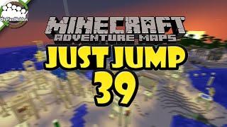 MINECRAFT ADVENTURE MAPS: JUST JUMP! #39 - Die Schlange im Paradies - LPT Minecraft Adventure Maps