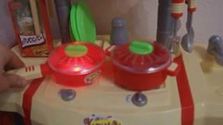 Детская кухня для Кати Видео для детей