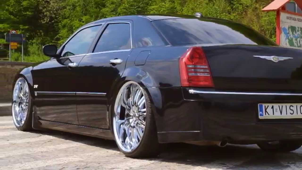 Visio Car Chrysler 300c 24 Air Ride Samochody Do ślubu