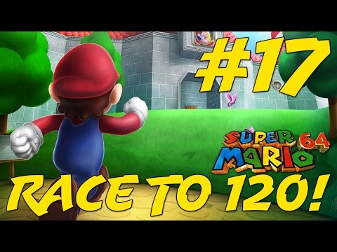 Wet Dry Waste Of Space | Super Mario 64 - The Race to 120 Stars w/ Thundershot