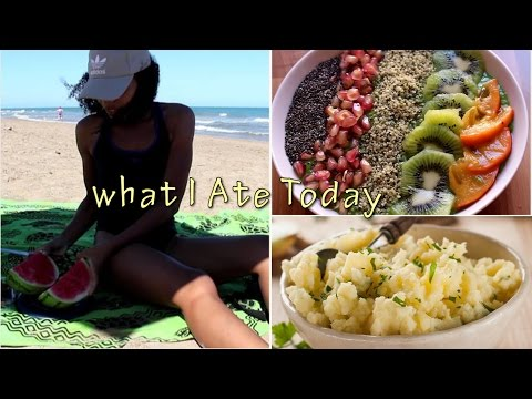 What I Ate Today ♥ HEALTHY | VEGAN | YUMM & QUICK