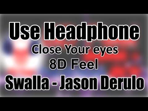 Use Headphone | SWALLA - JASON DERULO, NICKI MINAJ | 8D Audio With 8D Feel