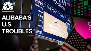 Why Alibaba Gave Up On US Consumers