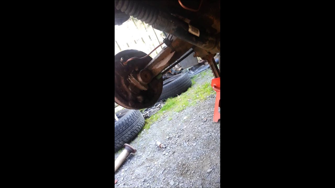 Brake Line Repair : Peugeot brake line repair youtube
