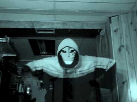 Jabbawockeez Robot Remains Nightmare Tribute