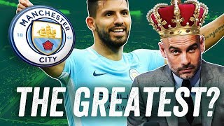 Can Manchester City be the best Premier League team of all time? | Onefootball Feature