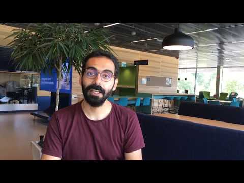 Applied Social Research at Stockholm University, this is Sepehr's story!
