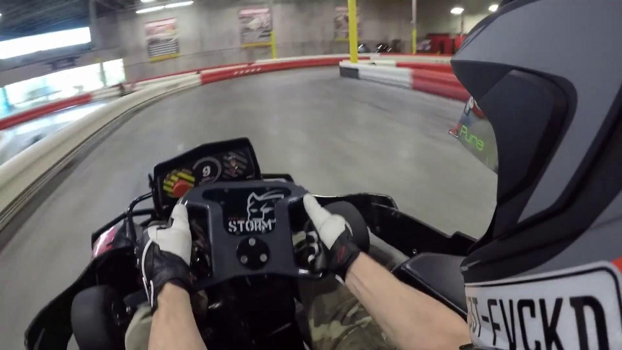 Go Karts Jacksonville Fl >> AUTOBAHN INDOOR SPEEDWAY JACKSONVILLE FL - YouTube