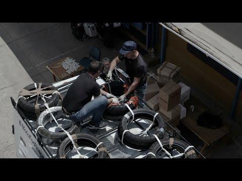 #0 Prologo | MotoForPeace - Sud America 2020