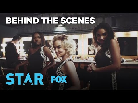 The Cast Of STAR Goes Behind The Scenes On This Season's Photo Shoot | Season 2 | STAR