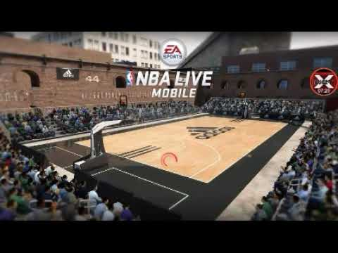 nba live mobile ep3: Jimmy butler and Seth curry make a good team