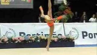 Rhythmic Gymnastics: Good Luck For 2008