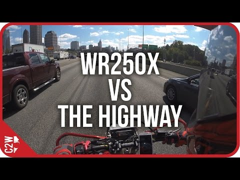 Yamaha WR250x good for commuting?