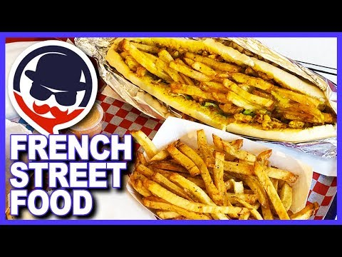 French Street Food in Toronto's Greektown at Mister Frenchy