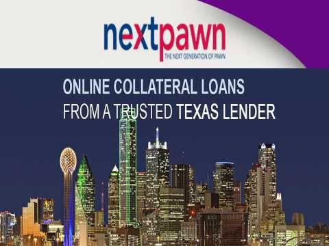 NextPawn - Online Pawnbroker to Get Loan for Jewelry and Gold