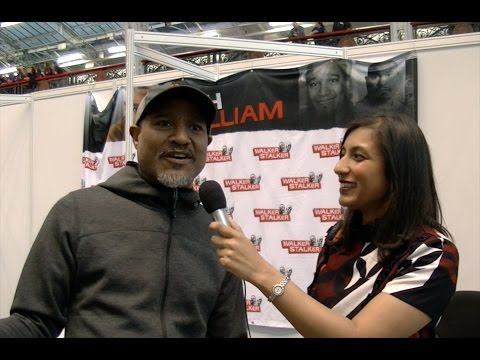 The Walking Dead – Seth Gilliam