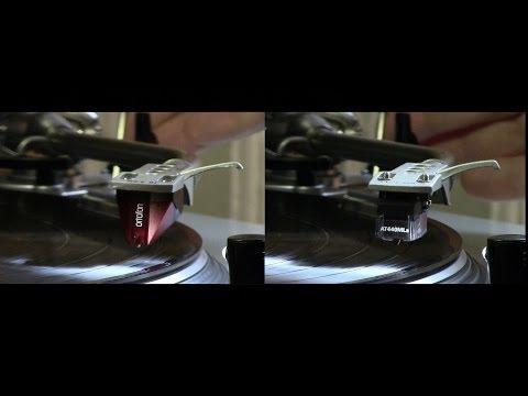 Comparison between ORTOFON 2M Red & AUDIO-TECHNICA AT440MLa