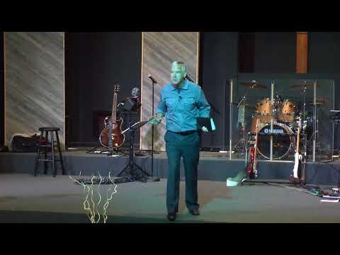 Pastor Len Harper 5/27/18