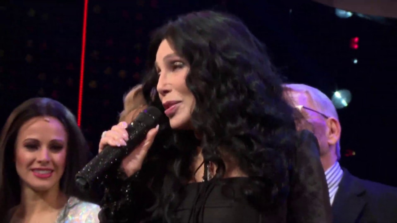 "Cher Sings ""Turn Back Time"" At The Cher Show's Opening Night"