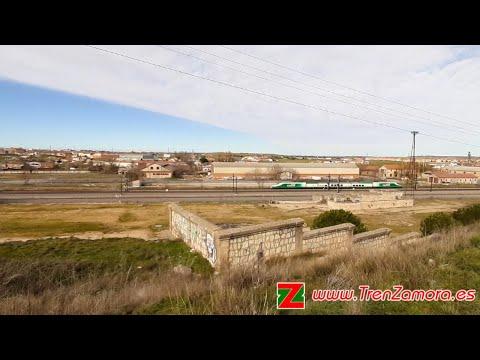 El tramo Zamora - Pedralba listo para su puesta en marcha