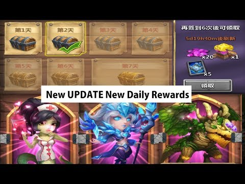 New UPDATE New SKINS New Hero Everything You Need To Know Castle Clash
