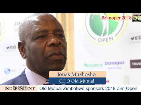 Old Mutual CEO Speaks on Zim Open 2018