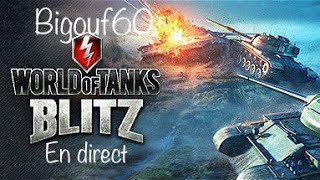 World of Tanks Blitz en live