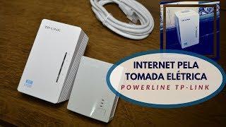 Tenha Wi-Fi pela casa inteira através da rede elétrica | Conheça o Powerline TP-Link