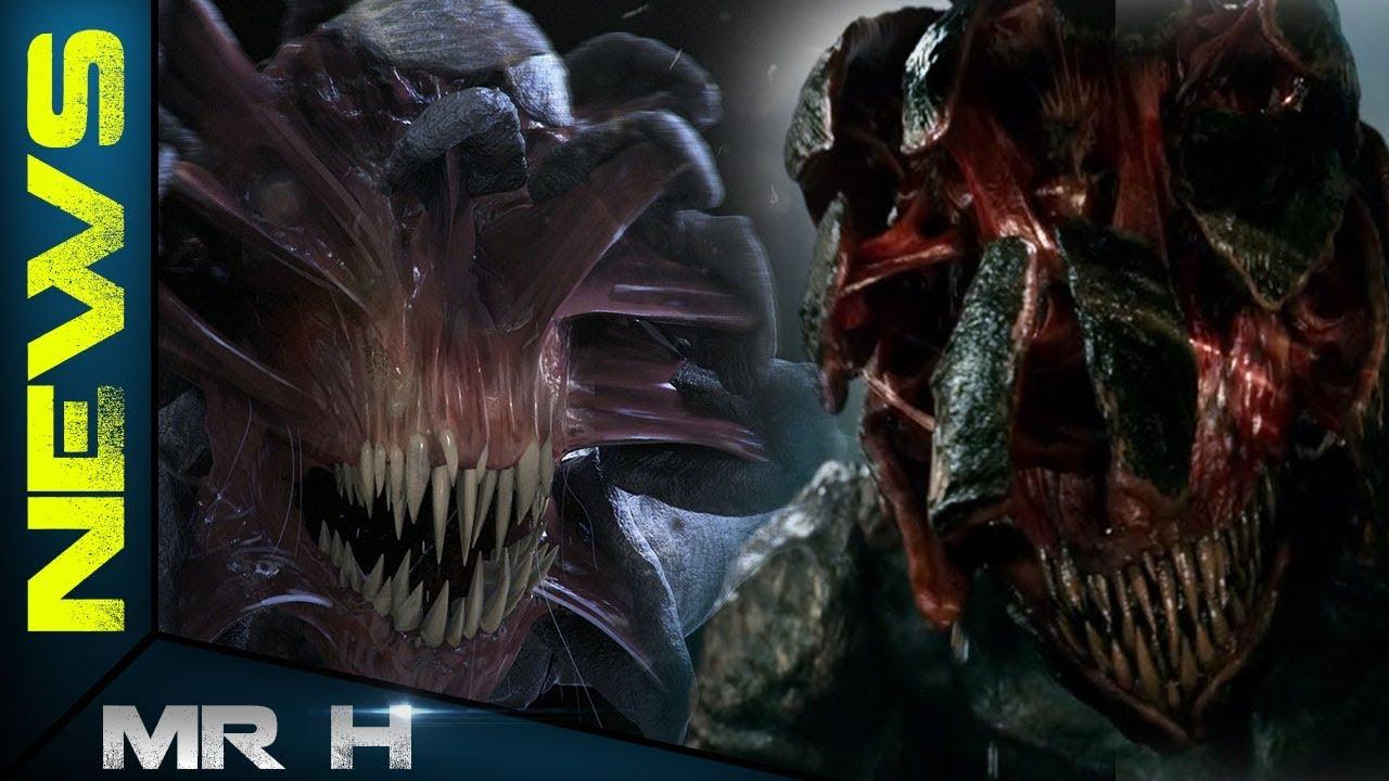 Concept Art Reveals MAJOR Changes To A Quiet Place Monster Alien Design