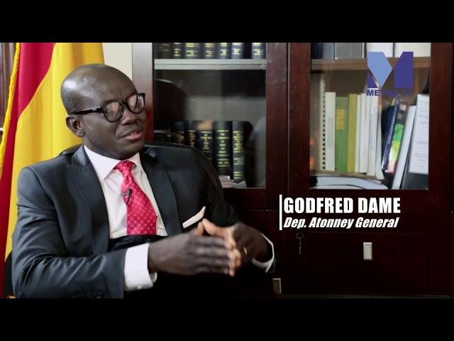 Akufo-Addo to name new EC boss soon – Godfred Dame