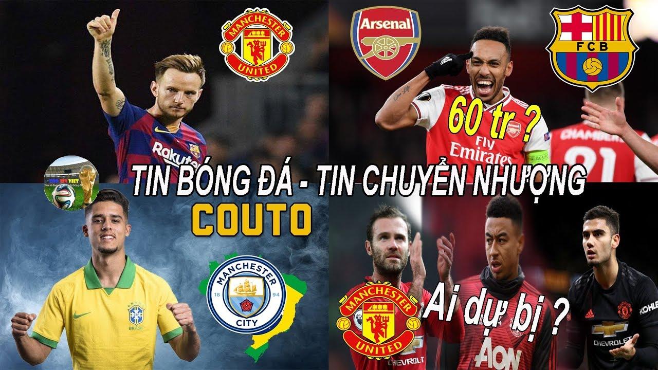 💥Tin bóng đá 31/1  Bruno đến M.U, Ai sẽ là người mất chỗ? Arsenal ra giá bán Aubameyang cho Barca