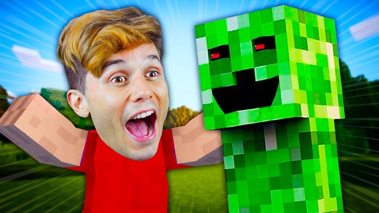 Download COMO FAZER UM CREEPER NUNCA EXPLODIR NO MINECRAFT | Minecraft #35