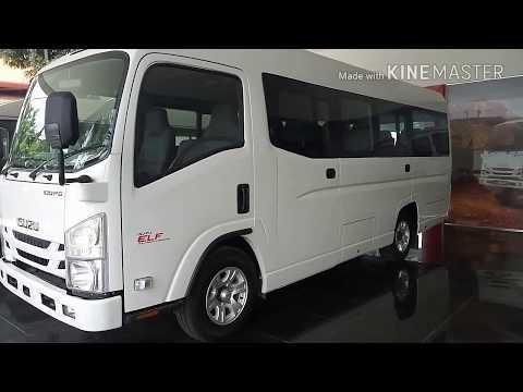 Microbus Long, Isuzu Elf 100 PS