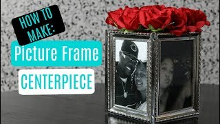 Picture Frame Centerpieces Video