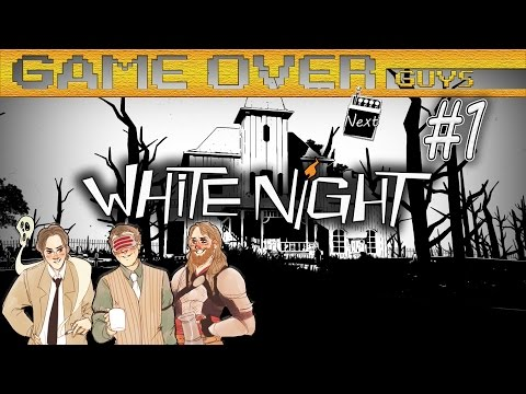 White Night: Part 1 - Clashing Voice Acting - Game Over Guys