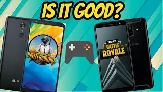 LG Stylo 4 Vs Samsung A6 GAMING REVIEW (Metro PCS by T-mobile/Cricket/Boost Mobile)