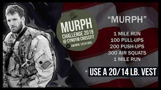 "2019 ""Murph Challenge"" at CynGym Crossfit"