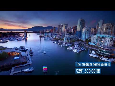 Vancouver is the best place to live!