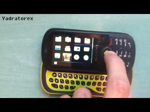 Alcatel OT-606 Review