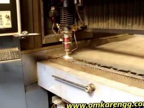 Laser Cutting Work by Omkar Engineering & Fabrication, Bengaluru