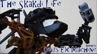 Episode #3:  Deus Ex Machina
