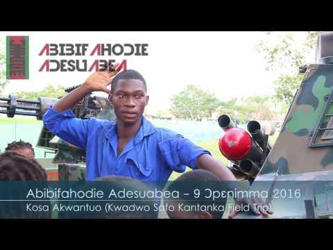 Abibifahodie Adesuabea Akwantuo (Field Trip) Ghana's First Car Manufacturer, Inventor Safo Kantanka