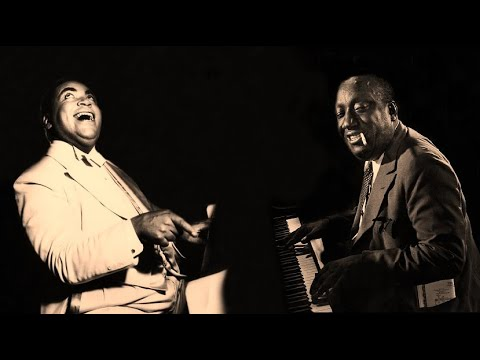 Fats Waller & James P. Johnson : Rare piano duet