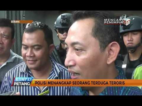 Polisi Tangkap Seorang Terduga Teroris